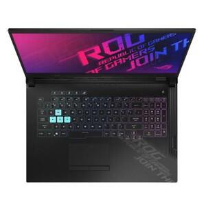 ASUS ROG Strix G17 Intel Core i7-10750H 16GB RAM 512GB SSD RTX 2070 144Hz IPS