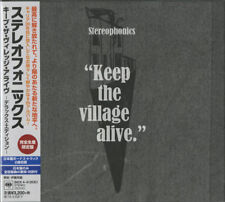 STEREOPHONICS-KEEP THE VILLAGE ALIVE-JAPAN 2 CD BONUS TRACK Ltd/Ed H40