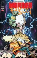 Murder Falcon #1 IMAGE COMICS  COVER A1st Print 2018