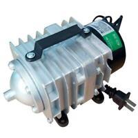 Elektromagnetische luft kompressor Pumpe Koi Fisch NiceP Teich Tackle Hydro M9I5