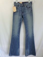Denim & Supply RALPH LAUREN Womens HARRIS High Rise Flare Jeans Size 26 x 32 NWT