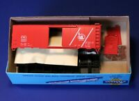 CNJ Central of New Jersey 40' Boxcar Kit / Athearn HO 23254