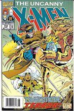 Uncanny Xmen '94 313 Newsstand Edition VF V3
