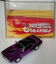 Hot Wheels American Classics 1971 Cuda 440