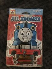THOMAS THE TANK ENGINE Party INVITES & THANK YOU NOTES (8ct ea.) New Cards