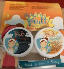 2 Beauty Vault Rejuvenating Cream And Tinted Sunblock Cream Spf 45