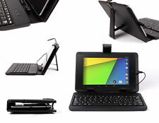 QWERTY Keyboard Case With Micro USB Keyboard For Google Nexus 7 Tablet