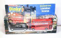 Dinky 300 London Scene Gift Set In Its Original Box - Near Mint Vintage Original