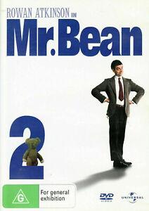 Rowan Atkinson in Mr Bean Volume 2 DVD - COMEDY - REGION 4 AUST