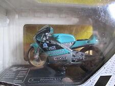 MOTO GP 1/18  HONDA 125 RS ARNAUD VINCENT 2001  MAJORETTE