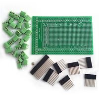 MEGA-2560 R3 Prototype Screw Terminal Block Shield Board Kit For Arduino