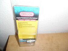 "Oregon 37-215 Quick Coupling Plug Al-Plug Inlet: 1/4""M Max Pressure: 4000"
