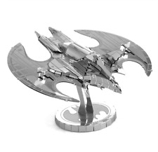 Children Toys Batman 1989 Batwing 3D Metal Puzzle Diy Assembly Toys Gift