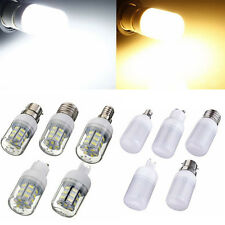 12/24/220V E12 E14 E26 E27 B22 G9 GU10 27-5730 SMD LED Corn Light Energy Saving