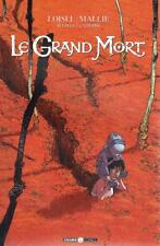 volume LE GRAND MORT n.1 Editoriale Cosmo