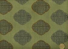 CF Stinson Good Fortune Ming Mid Century Modern Geometric Upholstery Fabric
