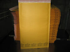 50 #3 ECO-LITE KRAFT BUBBLE MAILERS - SHIPS NOW!