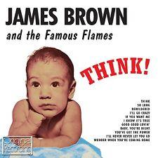 James Brown - Think! CD