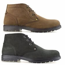 Red Tape Lace Up Casual Boots for Men