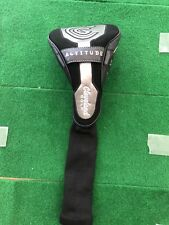 Cleveland 588 Altitude Driver Headcover Head Cover Golf Black Mint Condition