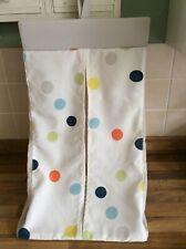 Ikea Spotty Nappy Stacker Nursery Storage Bag