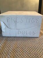 Vintage Prestige Doll Molds Legs Size Large