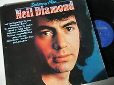 Neil Diamond-Solitary Man-SHM3093-Vinyl-Lp-Record-Album-1980s