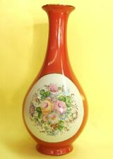 """10"""" Chinese Lucky Bamboo Porcelain Vases"""