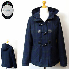 Marks and Spencer Wool Blend Check Coats & Jackets for Women