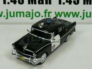 PM1 1/43 IST déagostini Police du Monde : FORD Fairlane Oakland Police