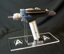 1 x Acrylic Display Stand - Diamond Select Star Trek Classic Phaser