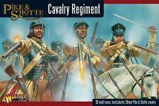 Warlord Pike & Shotte - Cavalry Regiment (12) 28mm ECW TYW Plastic