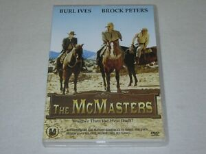The McMasters - Brand New & Sealed - Region 4 - DVD