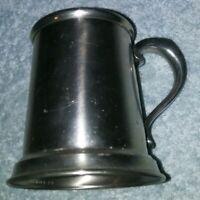Vintage STIEFF PEWTER mug P6