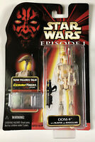 NEW Star Wars Episode I OOM-9 with Blaster & Binoculars Hasbro 1998 CommTech