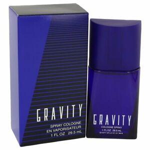 Gravity 1 oz Cologne Spray by Coty for Men