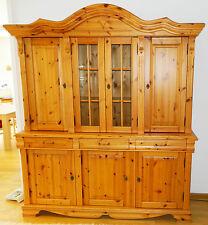 Wohnzimmerschrank Esszimmerschrank Schrank Kiefer Landhaus antik Stil