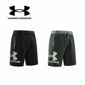 NEW Under Armour Men's Shorts Fitness pants Training Sports Running Quick Dry