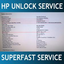 how to reset bios password hp computer