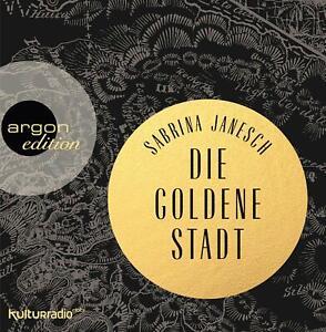 Die goldene Stadt von Sabrina Janesch (2017)