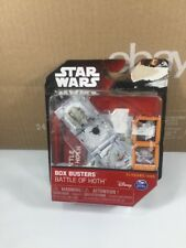 Star Wars Disney Box Busters Battle Of Hoth Miniature Game Pop Cube Spin Master