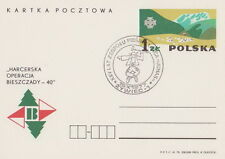 Poland postmark ZYWIEC - music dance folk