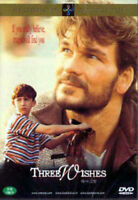 Three Wishes (1995) Patrick Swayze, Mary Elizabeth Mastrantonio DVD *NEW