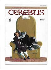 CEREBUS THE AARDVARK #30 [1981 FN-VF] 'DEBTS'