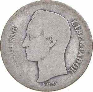 Better - 1935 Venezuela 1 Bolivar - TC *110