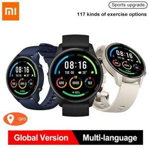 Xiaomi Mi Watch 1.39 '' GPS Fitness Tracker 5ATM Wasserdichte Globale Version