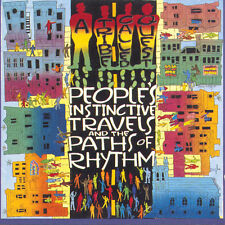 Tribe Called Quest - People's Instinctive Travels [New Vinyl]