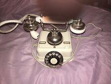 Antique Danish Kjobenhavns Telefon Aktieselskab Rotary Desk Phone