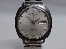 Vintage SEIKO 5 Sportsmatic Automatic 21Jewels 6619-7990 5109672 Watch W0463