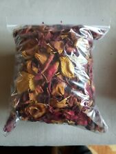 Dried Rose Petals for Wedding Confetti, Celebration, Decoration, Pot Pourri 50g